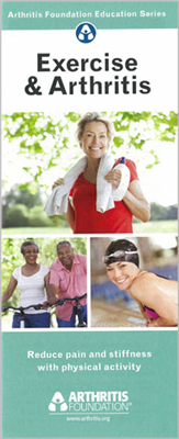 Exercise and Arthritis booklet