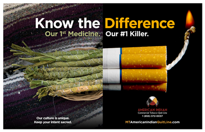 Know the Difference Poster