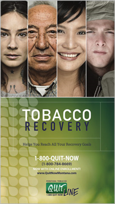 Tobacco Use Recovery Brochure