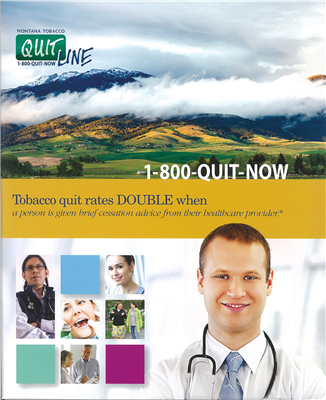 Quit Line Medical Provider Packets