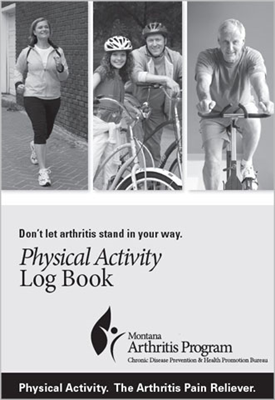 Physical Activity Log Book