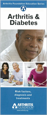 Arthritis and Diabetes booklet